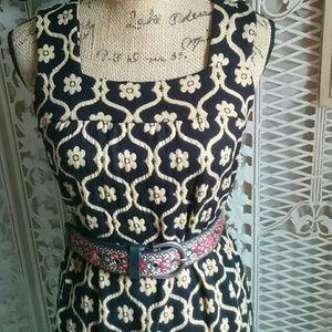 Vertigo Pull-over Dress